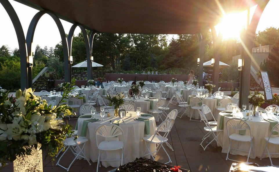 Book Your Event Summer Dates Just Released Denver Botanic Gardens