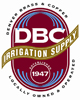 DBC Irrigation logo
