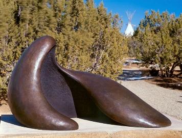 American Modernist Allan Houser, Warm Springs Chiricahua Apache