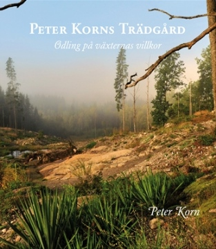 Peter Korn's book on his garden: soon to be published in English