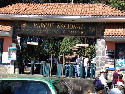 Eduardo Ruiz National Park
