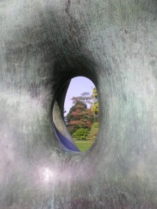 Henry Moore Sculpture Exhibit at Denver Botanic Gardens