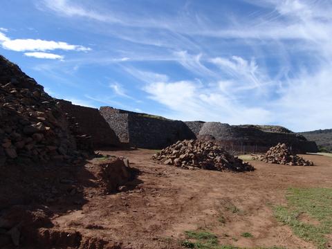 Tzintzuntzan Archeological Site