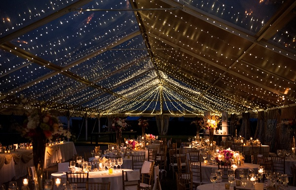 Rental Venue Spotlight Umb Bank Amphitheater Tent Denver Botanic Gardens