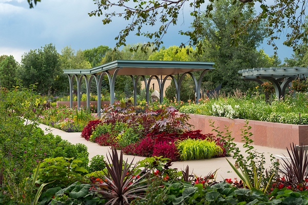 Annuals Garden and Pavilion