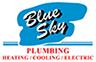 Blue Sky Plumbing & Heating logo