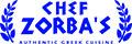 Chef Zorba's logo
