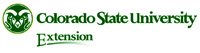 Colorado State University Extension logo