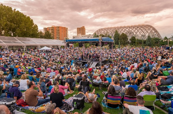 How to Attend the Summer Concert Series Like a Pro | Denver