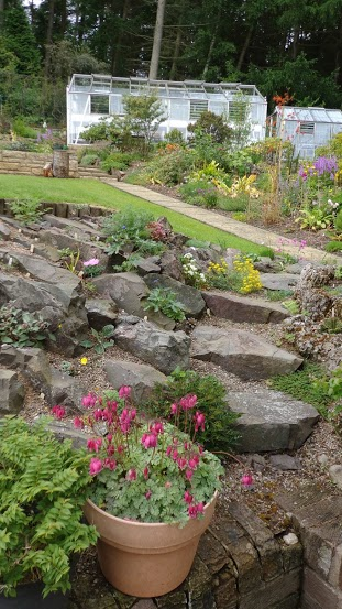 Lafong Garden in Scotland