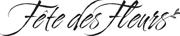 Fête des Fleurs logo
