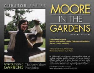 Moore In the Gardens