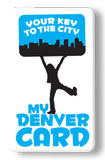 MY Denver card logo
