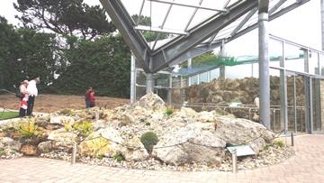 Tufa mound