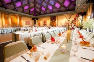 Wedding Colors Were Sage Green And Fuchsia With White And Pink Lilies. This  Special Event Was Catered By Catering By Design And Flowers Were From  Brilliant ...