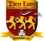 Three Lions Football Pub logo