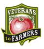 Veterans to Farmers logo