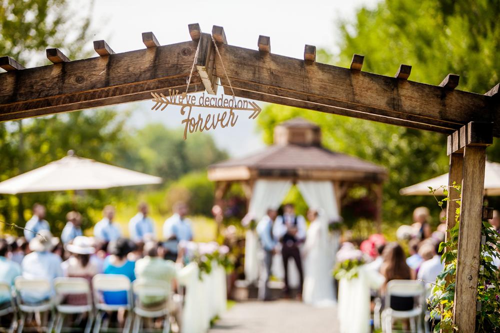 Chatfield Farms Weddings Receptions Denver Botanic Gardens