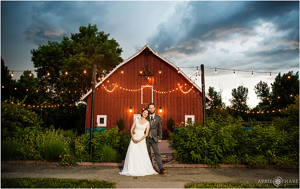 Chatfield farms weddings receptions denver botanic gardens for Denver botanic gardens wedding