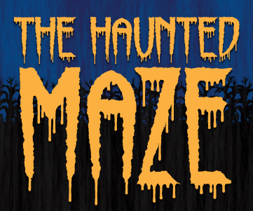 Denver Botanic Gardens Haunted Maze