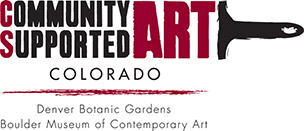 Community Supported Art Colorado