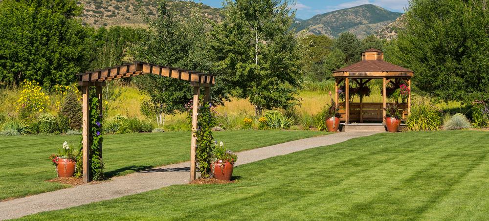 Open Air Chapel | Denver Botanic Gardens