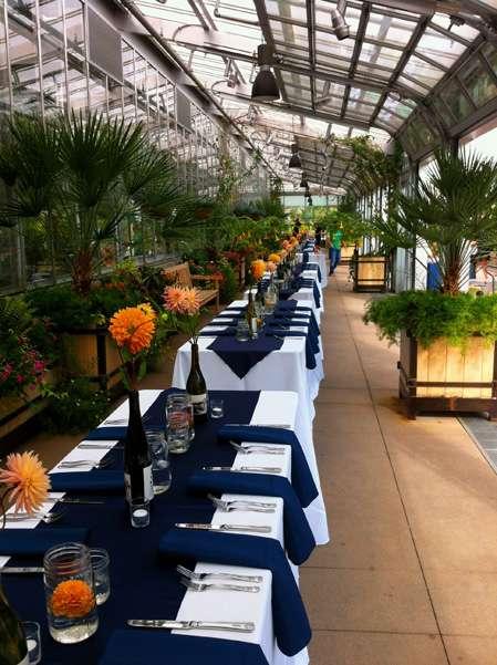 Orangery Denver Botanic Gardens