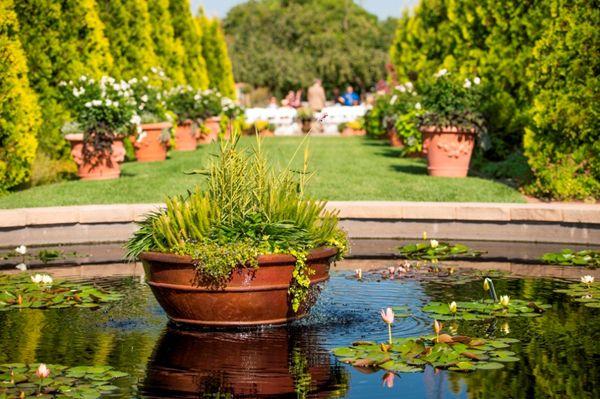 Romantic Gardens Denver Botanic Gardens