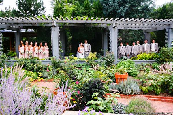 South African Plaza Denver Botanic Gardens