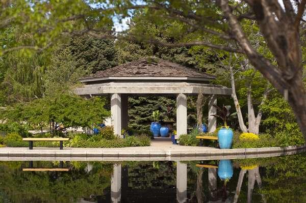 Water Garden Gazebo Gallery